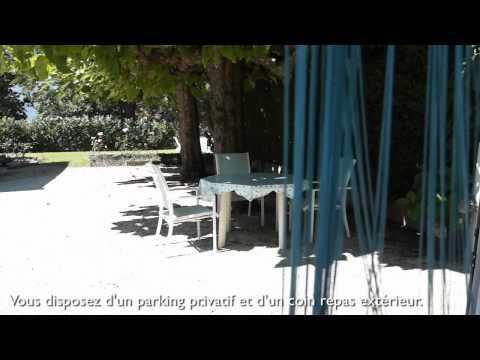 Location Cure Thermale Aix Les Bains : Villa-Rivalin, Location Meublée Proche Des Thermes Chevalley