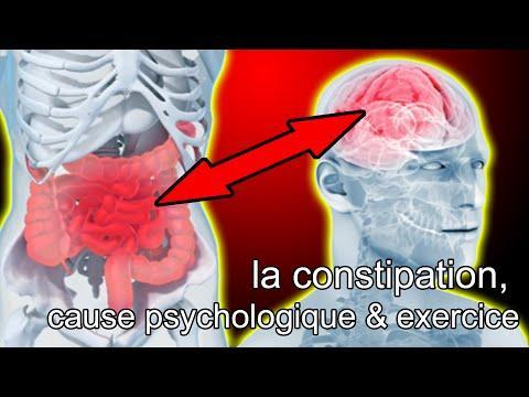 La Constipation, Cause Psychologique Et Exercice