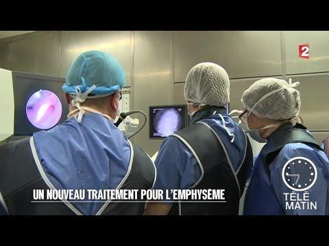 Santé - La Bronco-pneumopathie Obstructive - 2016/01/19
