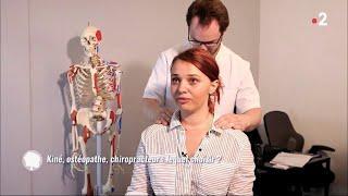 Kiné, ostéopathe ou chiropracteur : lequel choisir ?