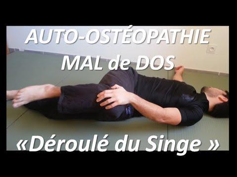 Auto-ostéopathie: Prévention Mal De Dos =