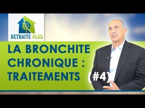 Bronchite : Les Traitements De La Bronchite Chronique - Conseils Retraite Plus