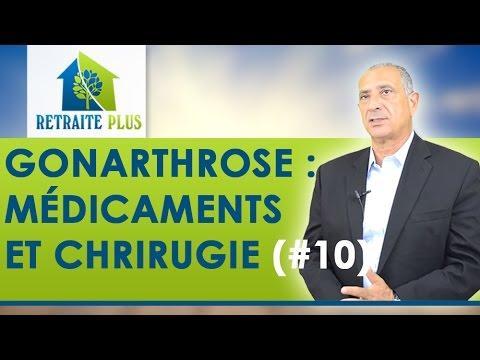 Gonarthrose : Mesures Médicamenteuses Et Non Médicamenteuses - Conseils Retraite Plus