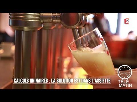 Santé - Calculs Urinaires : La Solution Est Dans L'assiette - 2016/01/18