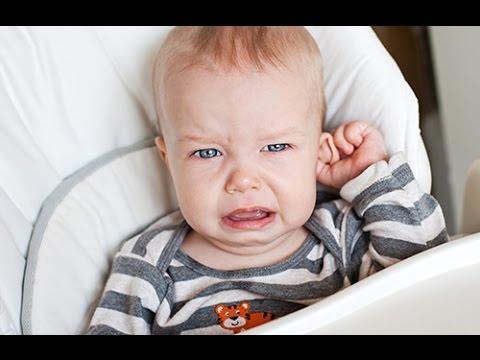 Comment Diagnostiquer Une Otite Chez Un Bébé ?