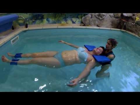 Vidéo D'une Consultation En Ostéopathie Aquatique