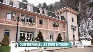 """Consomag: """" Cure thermale: les soins d'abord!"""""""