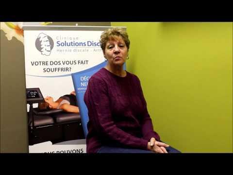 Soulagement De Sa Douleur Au Dos Chronique - Lombalgie - Gatineau - Ottawa