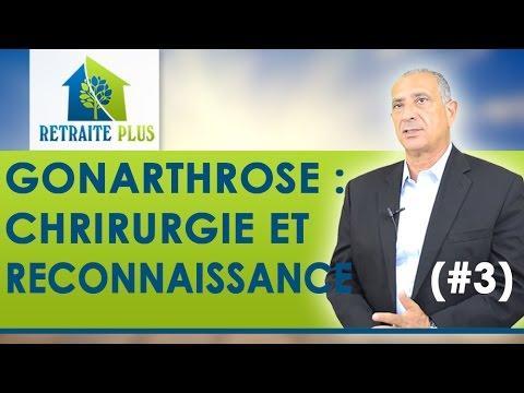 Gonarthrose : Chirurgie Et Reconnaissance - Conseils Retraite Plus