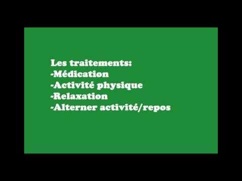 La Fibromyalgie En 5 Minutes