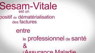 Sesam-Vitale presentation dispositif