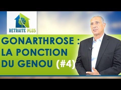 Gonarthrose : Ponction Du Genou - Conseils Retraite Plus