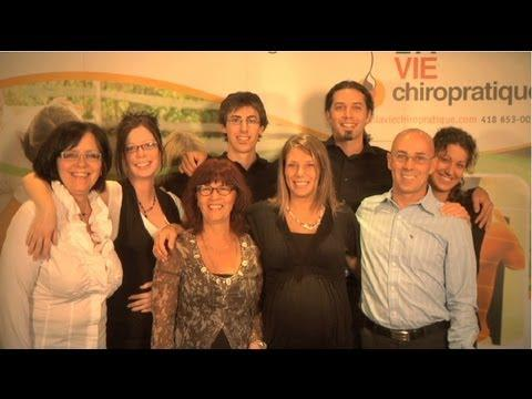 Résumé - La Vie Chiropratique, Clinique Chiropratique Multi-disciplinaire