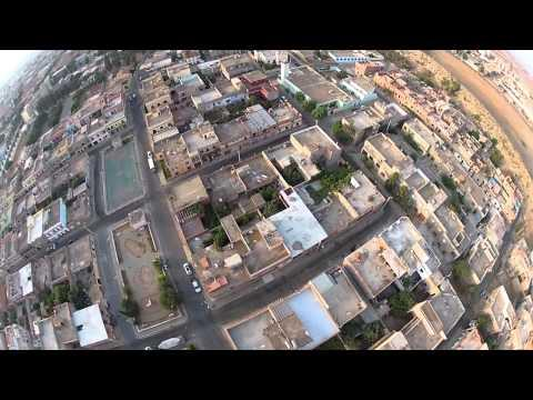 FPV Slim Complexe Hammam Bou Hadjar Station Thermale Algérie