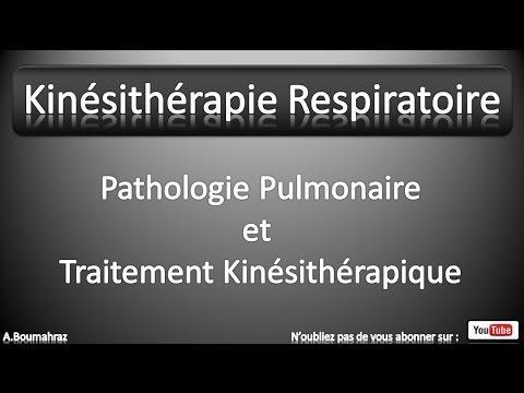 Kinésithérapie Respiratoire 8 : BPCO