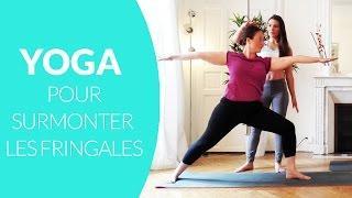 Yoga et perte de poids - Surmonter les fringales
