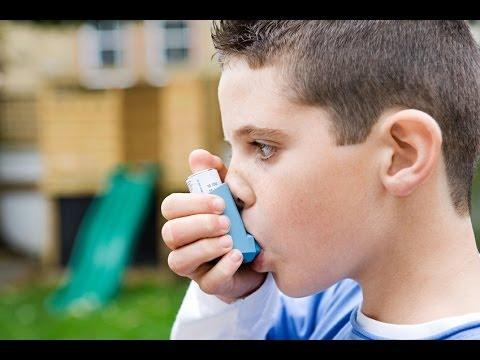 Asthme De L'enfant   Définition, Causes, Symptômes