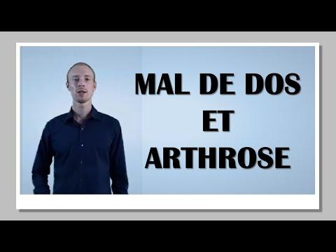 Mal De Dos Et Arthrose, Ce Qu'on Ne Vous Dit Pas...