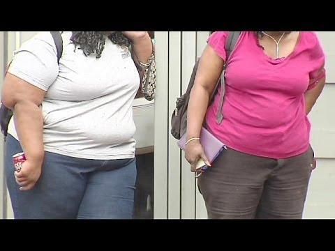 Près D'un Tiers De La Population Mondiale Est En Surpoids Ou Obèse