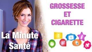 Grossesse et cigarette : quels sont les risques ?