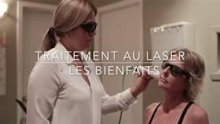 Chiropratique Lucie Gagnon - Le Laser faible intensité