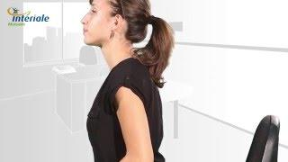 Intériale Mutuelle - Exercices pour rester en forme: Mon Dos - Bureau
