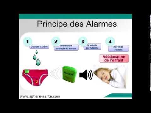 Stop-Pipi : Explication Du Fonctionnement Des Alarmes énurésie