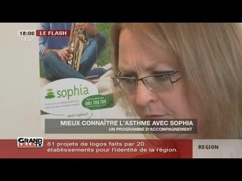 Mieux Connaître L'asthme Avec Sophia
