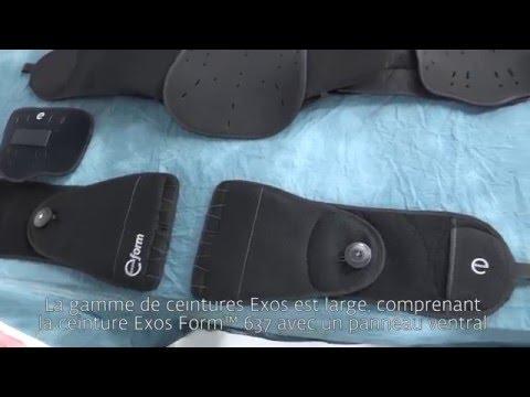 Exos Form™ Corset D'immobilisation Vertébrale