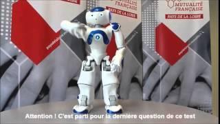 Nutrition: 5 questions posées par le robot NAO