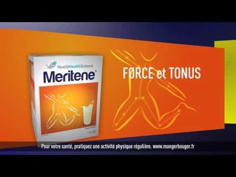 Meritene®, Une Gamme Innovante De Compléments Alimentaires Dédiés Au Bien Vieillir