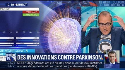 Des innovations contre la maladie de Parkinson