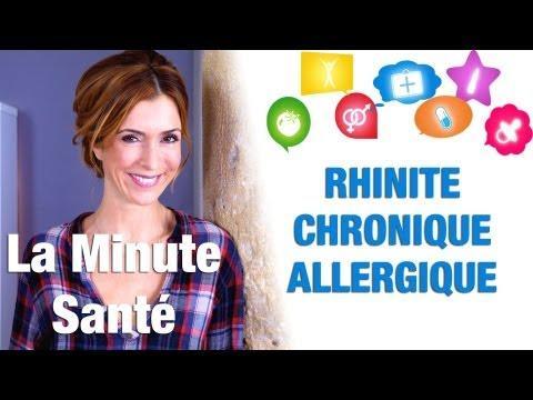 Comment Reconnaître Une Rhinite Chronique Allergique ?