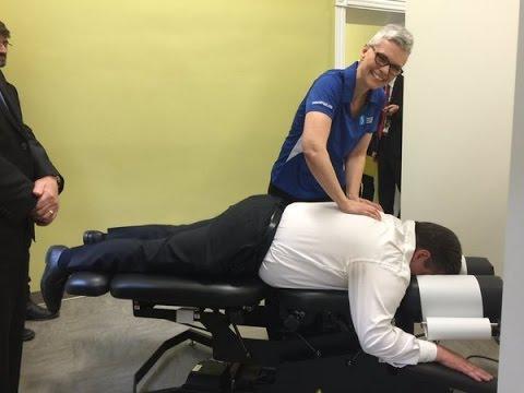 En Mouvement Clinique Chiropratique Accueil Bonneau