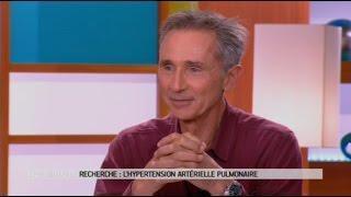 Hypertension artérielle pulmonaire : chronique de Thierry Lhermitte