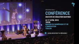 Conférence - La Mémoire est un Jeu