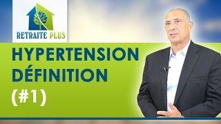Hypertension, Définition et Causes : Conseils Retraite Plus