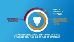 MNH Motion Santé - Les Remboursements dentaires