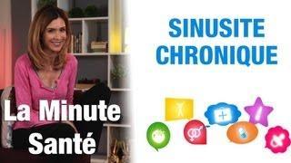 Sinusite chronique, comment la soigner?