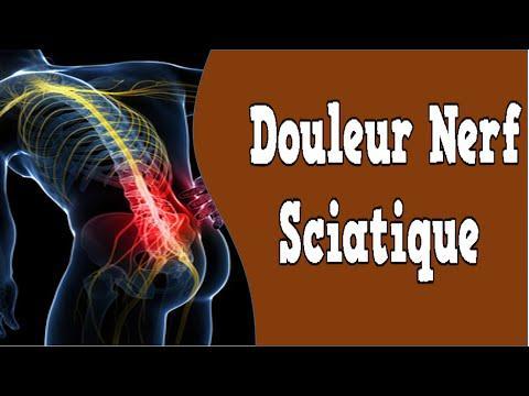 Douleur Nerf Sciatique, Traitement De La Sciatique, Exercice Pour Soulager Une Sciatique