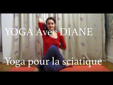 Yoga Pour La Sciatique
