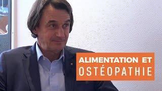 Ostéopathie et Alimentation, Le mal de dos est dans l'assiette