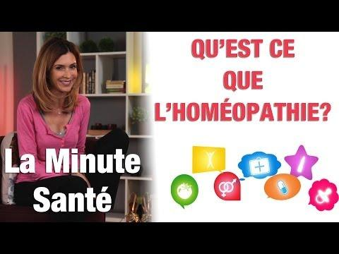 Quel Est Le Principe De L'homéopathie ?