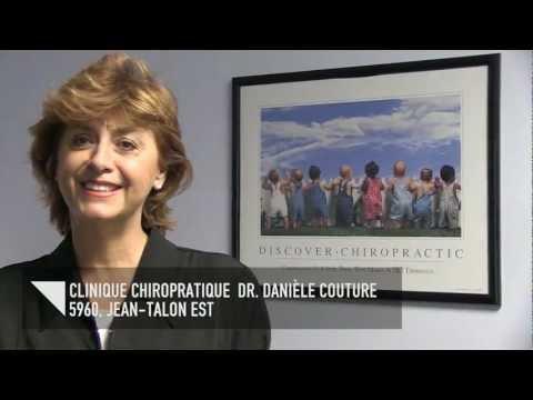Clinique Chiropratique  Dr. Danièle Couture
