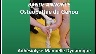 Ostéopathie du Genou