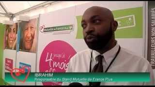 Mutuelle de France Plus à la Foire Internationale