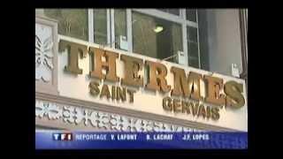 Les cures thermales - Thermes de Saint-Gervais - 2008