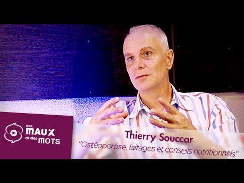 Thierry Souccar - Ostéoporose, Laitages Et Conseils Nutritionnels