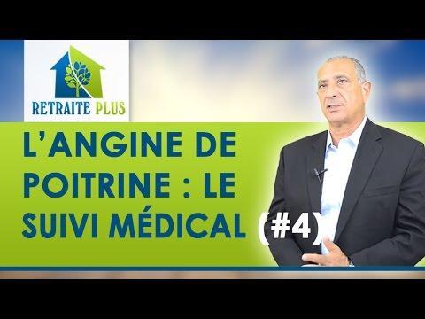 Angine De Poitrine Ou Angor- Suivi Médical-Conseils Retraite Plus