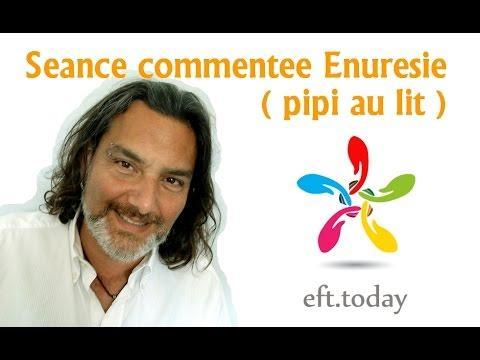 EFT Séance Commentée Enurésie ( Pipi Au Lit )